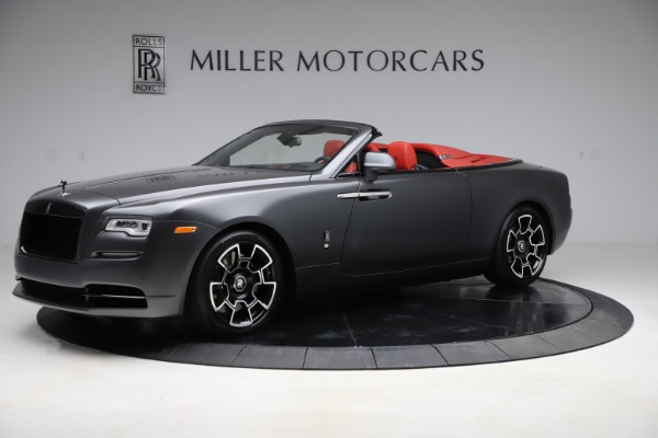 New 2020 Rolls-Royce Dawn Black Badge for sale $477,975 at Pagani of Greenwich in Greenwich CT 06830 3