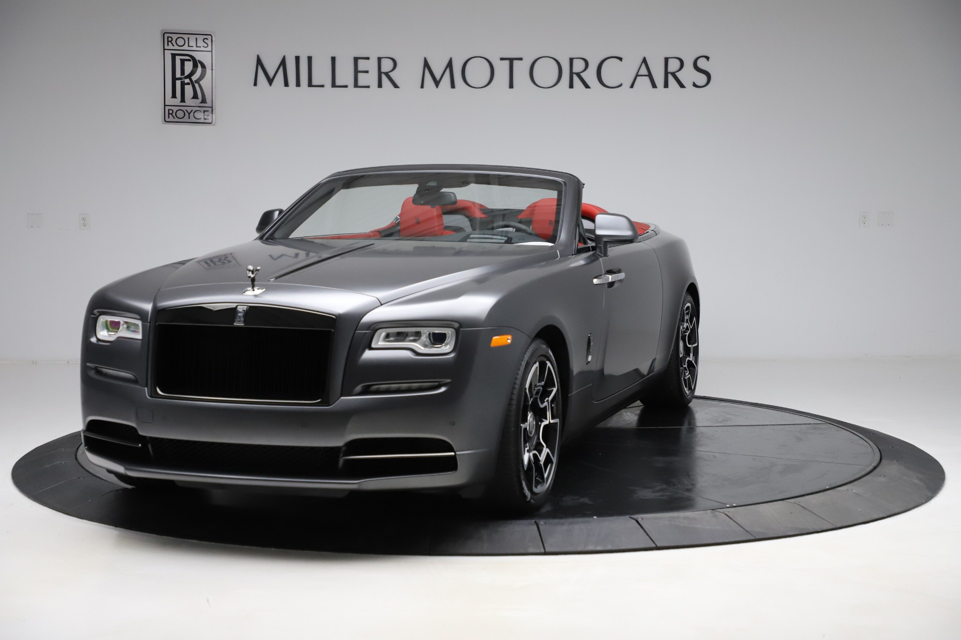 New 2020 Rolls-Royce Dawn Black Badge for sale $477,975 at Pagani of Greenwich in Greenwich CT 06830 1