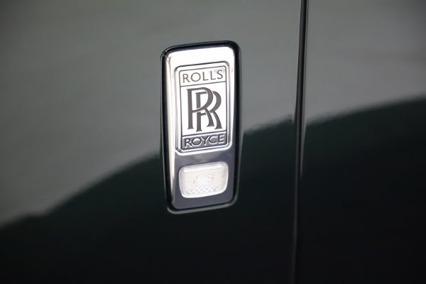 New 2020 Rolls-Royce Cullinan for sale Sold at Pagani of Greenwich in Greenwich CT 06830 27