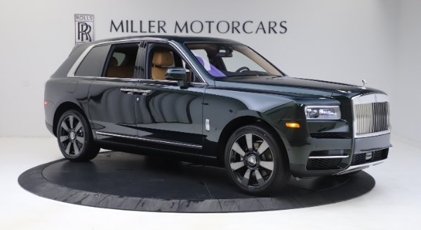 New 2020 Rolls-Royce Cullinan for sale Sold at Pagani of Greenwich in Greenwich CT 06830 8