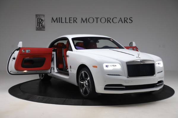 New 2020 Rolls-Royce Wraith for sale $392,325 at Pagani of Greenwich in Greenwich CT 06830 10