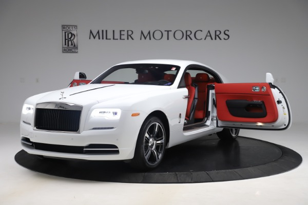 New 2020 Rolls-Royce Wraith for sale $392,325 at Pagani of Greenwich in Greenwich CT 06830 12