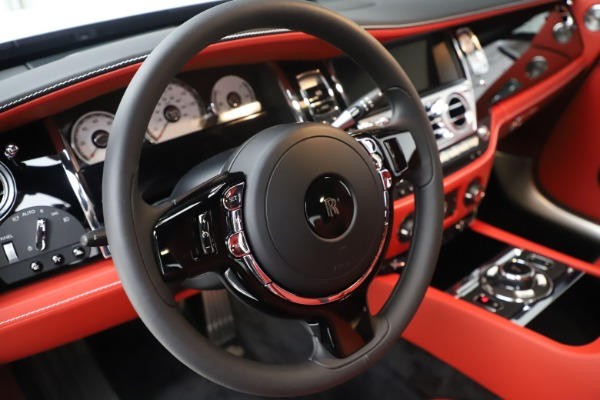 Used 2020 Rolls-Royce Wraith for sale $349,900 at Pagani of Greenwich in Greenwich CT 06830 18