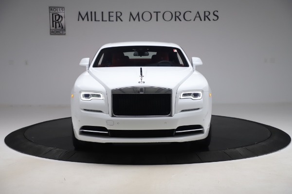 New 2020 Rolls-Royce Wraith for sale $392,325 at Pagani of Greenwich in Greenwich CT 06830 2