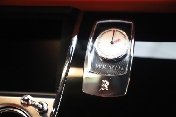 New 2020 Rolls-Royce Wraith for sale $392,325 at Pagani of Greenwich in Greenwich CT 06830 23