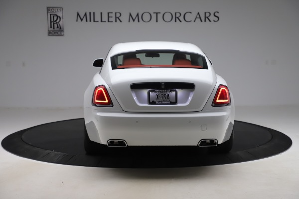 New 2020 Rolls-Royce Wraith for sale $392,325 at Pagani of Greenwich in Greenwich CT 06830 5