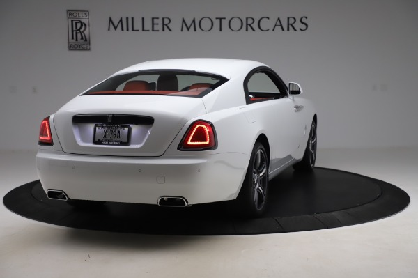 New 2020 Rolls-Royce Wraith for sale $392,325 at Pagani of Greenwich in Greenwich CT 06830 6