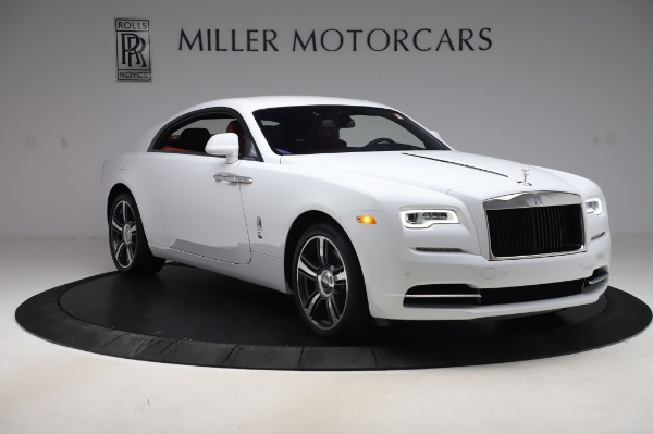 New 2020 Rolls-Royce Wraith for sale $392,325 at Pagani of Greenwich in Greenwich CT 06830 8