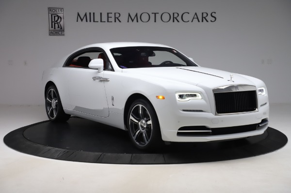 Used 2020 Rolls-Royce Wraith for sale $349,900 at Pagani of Greenwich in Greenwich CT 06830 9