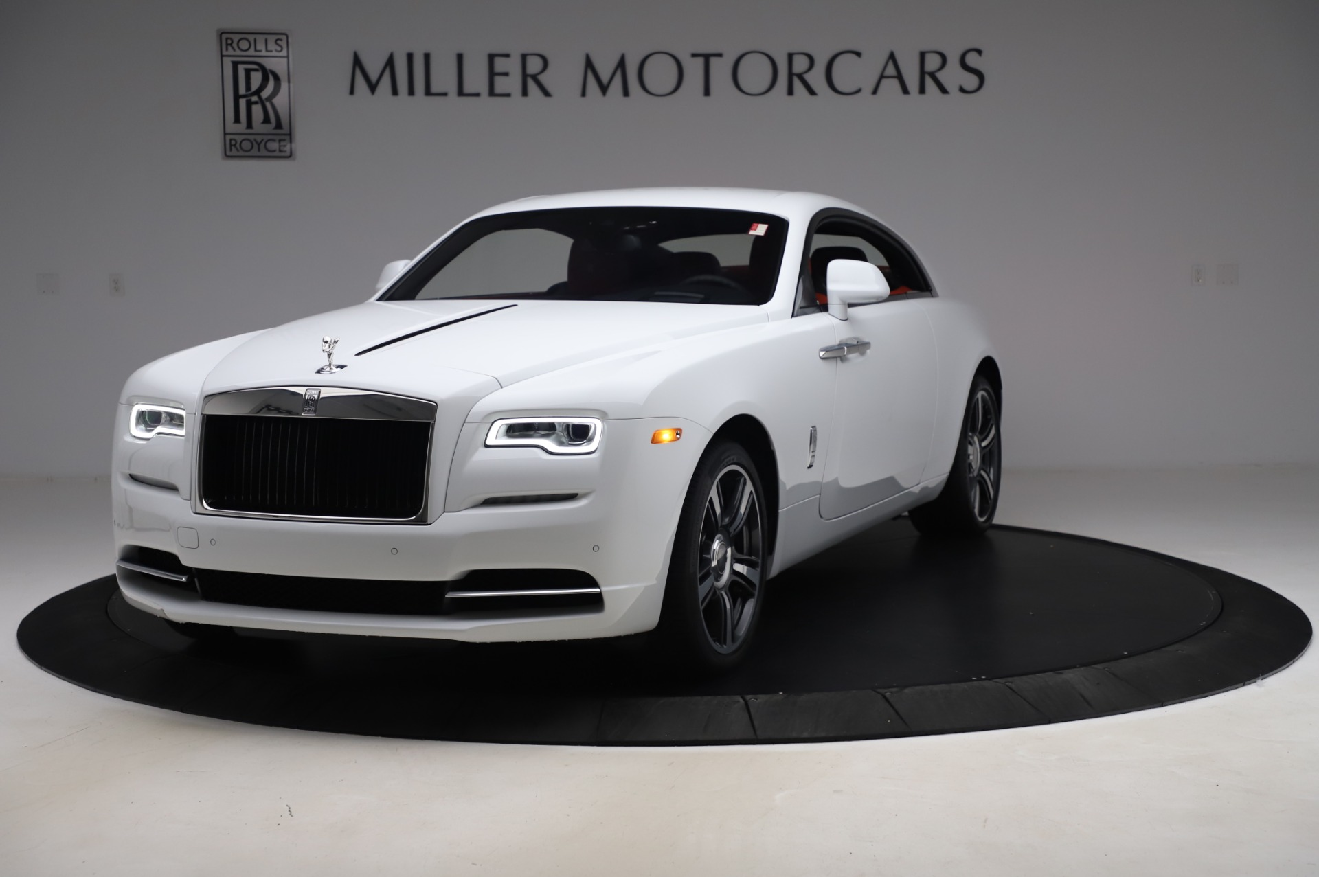 New 2020 Rolls-Royce Wraith for sale $392,325 at Pagani of Greenwich in Greenwich CT 06830 1