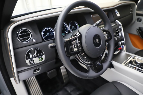 New 2020 Rolls-Royce Cullinan for sale Sold at Pagani of Greenwich in Greenwich CT 06830 19