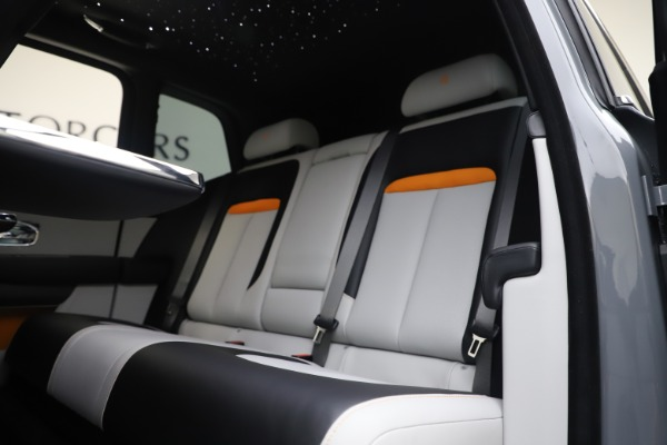New 2020 Rolls-Royce Cullinan for sale Sold at Pagani of Greenwich in Greenwich CT 06830 21