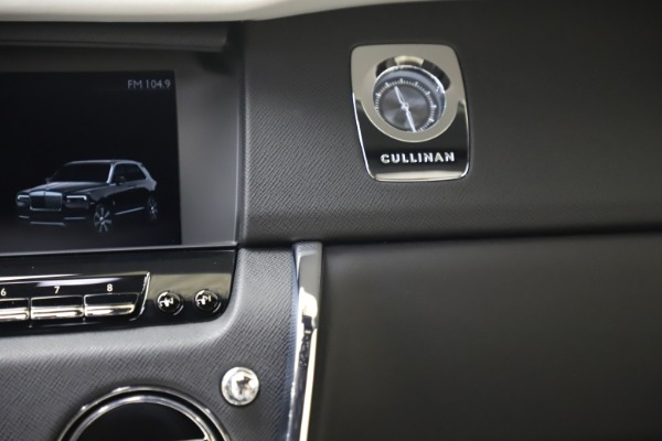 New 2020 Rolls-Royce Cullinan for sale Sold at Pagani of Greenwich in Greenwich CT 06830 26