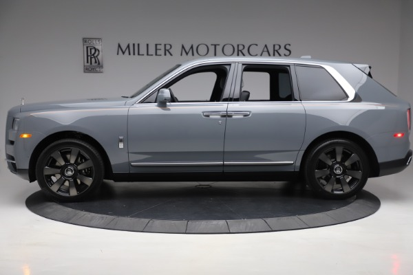 New 2020 Rolls-Royce Cullinan for sale Sold at Pagani of Greenwich in Greenwich CT 06830 3