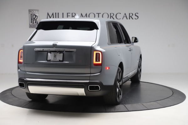 New 2020 Rolls-Royce Cullinan for sale Sold at Pagani of Greenwich in Greenwich CT 06830 6