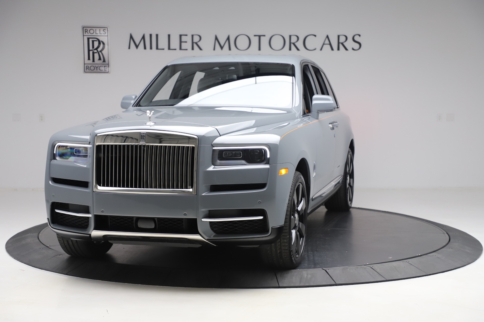 New 2020 Rolls-Royce Cullinan for sale Sold at Pagani of Greenwich in Greenwich CT 06830 1