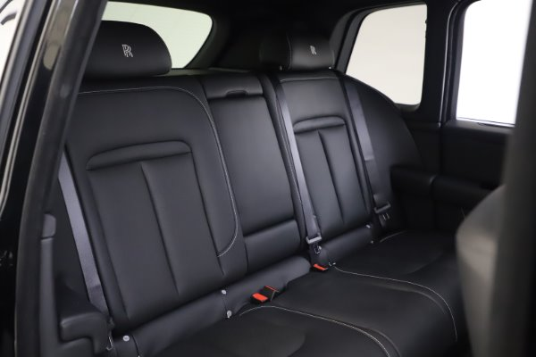 New 2020 Rolls-Royce Cullinan for sale Sold at Pagani of Greenwich in Greenwich CT 06830 13