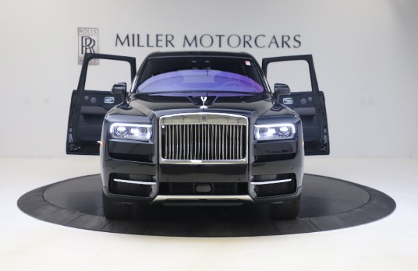 New 2020 Rolls-Royce Cullinan for sale Sold at Pagani of Greenwich in Greenwich CT 06830 9