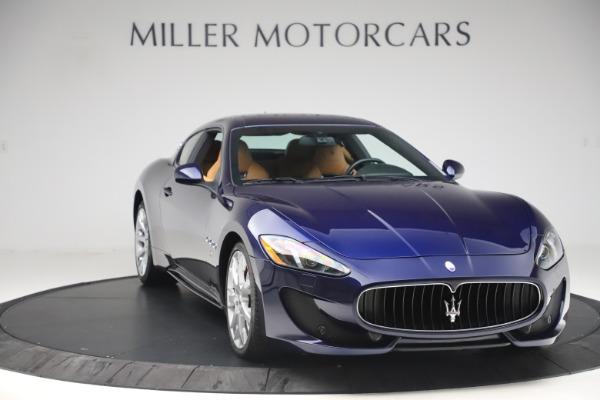 Used 2016 Maserati GranTurismo Sport for sale Sold at Pagani of Greenwich in Greenwich CT 06830 11
