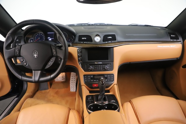 Used 2016 Maserati GranTurismo Sport for sale Sold at Pagani of Greenwich in Greenwich CT 06830 16