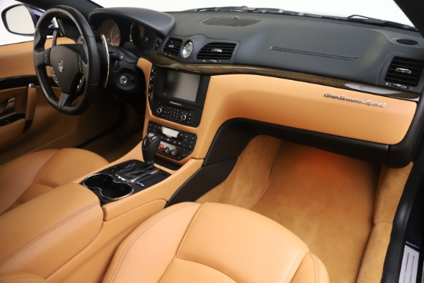 Used 2016 Maserati GranTurismo Sport for sale Sold at Pagani of Greenwich in Greenwich CT 06830 19