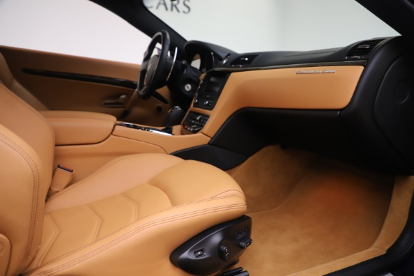 Used 2016 Maserati GranTurismo Sport for sale Sold at Pagani of Greenwich in Greenwich CT 06830 20