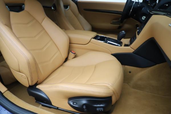 Used 2016 Maserati GranTurismo Sport for sale Sold at Pagani of Greenwich in Greenwich CT 06830 21