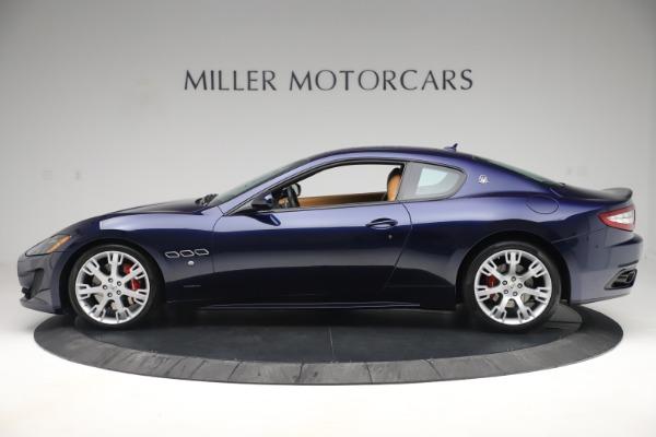 Used 2016 Maserati GranTurismo Sport for sale Sold at Pagani of Greenwich in Greenwich CT 06830 3