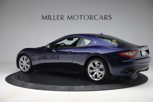 Used 2016 Maserati GranTurismo Sport for sale Sold at Pagani of Greenwich in Greenwich CT 06830 4