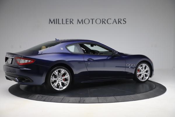 Used 2016 Maserati GranTurismo Sport for sale Sold at Pagani of Greenwich in Greenwich CT 06830 8