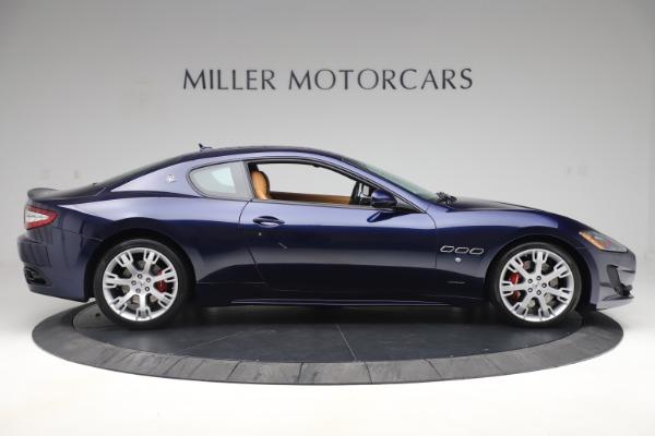 Used 2016 Maserati GranTurismo Sport for sale Sold at Pagani of Greenwich in Greenwich CT 06830 9