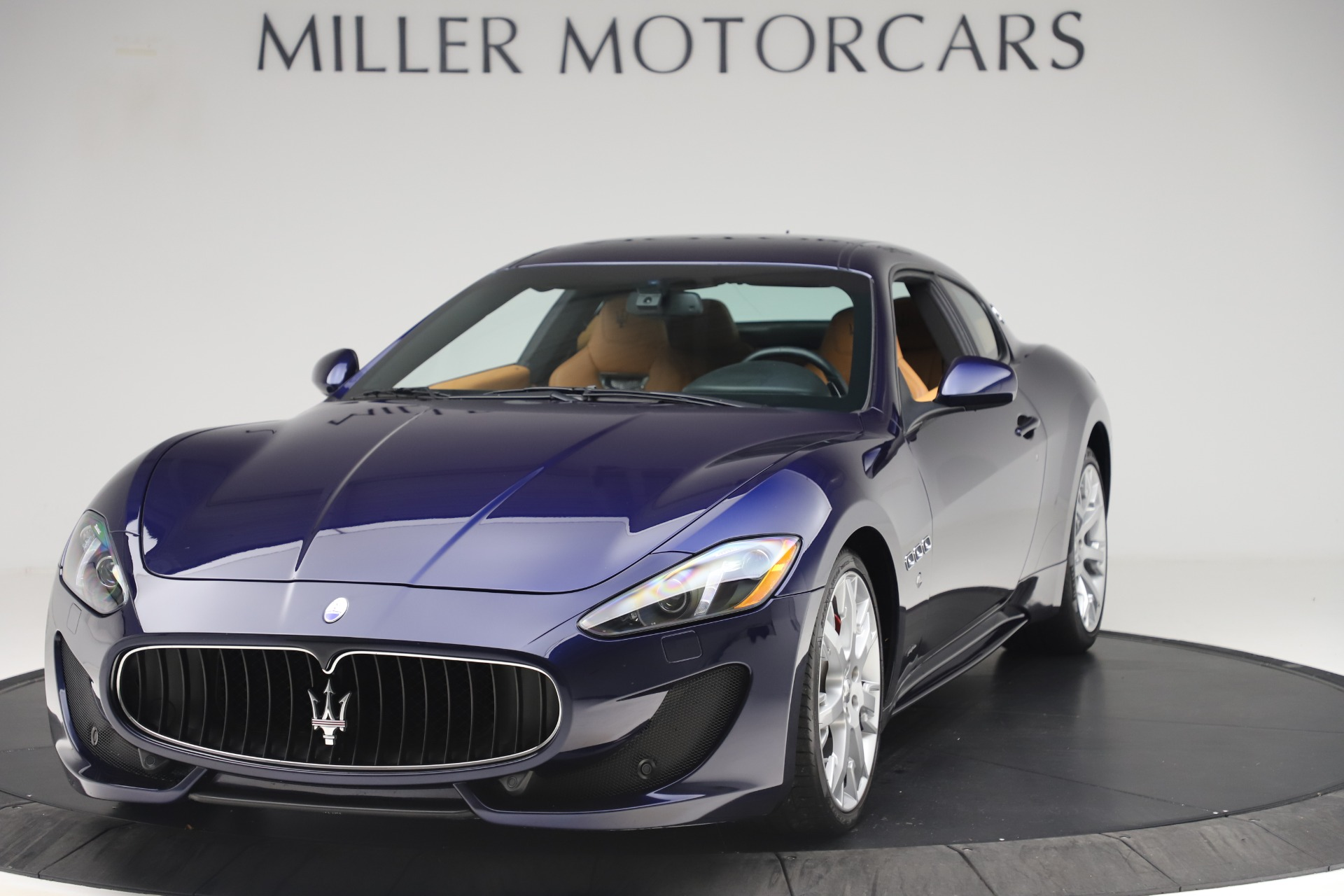 Used 2016 Maserati GranTurismo Sport for sale Sold at Pagani of Greenwich in Greenwich CT 06830 1