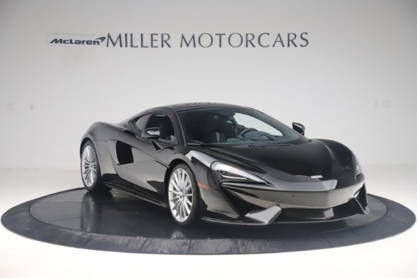 Used 2017 McLaren 570GT Coupe for sale $142,900 at Pagani of Greenwich in Greenwich CT 06830 10