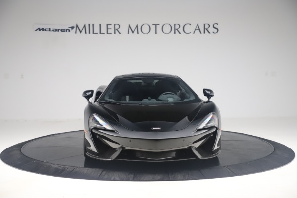Used 2017 McLaren 570GT Coupe for sale $142,900 at Pagani of Greenwich in Greenwich CT 06830 12