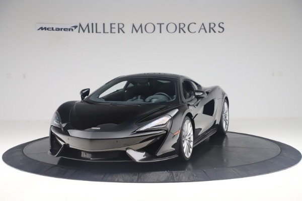 Used 2017 McLaren 570GT Coupe for sale $142,900 at Pagani of Greenwich in Greenwich CT 06830 13