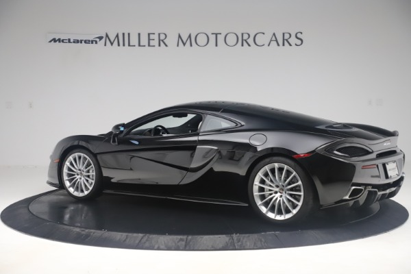 Used 2017 McLaren 570GT Coupe for sale $142,900 at Pagani of Greenwich in Greenwich CT 06830 3
