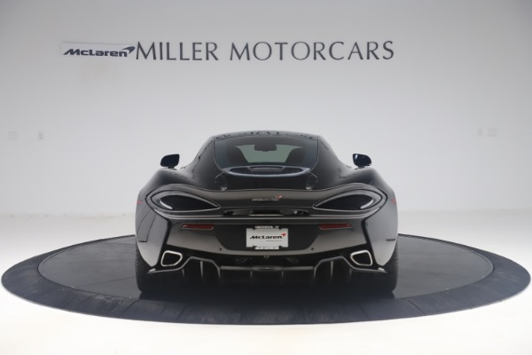 Used 2017 McLaren 570GT Coupe for sale $142,900 at Pagani of Greenwich in Greenwich CT 06830 5