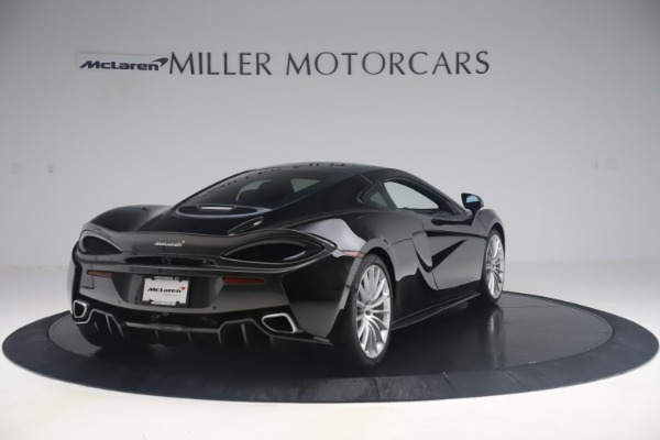 Used 2017 McLaren 570GT Coupe for sale $142,900 at Pagani of Greenwich in Greenwich CT 06830 6