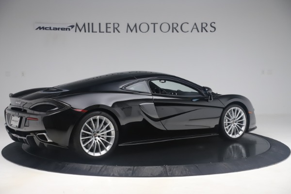 Used 2017 McLaren 570GT Coupe for sale $142,900 at Pagani of Greenwich in Greenwich CT 06830 7