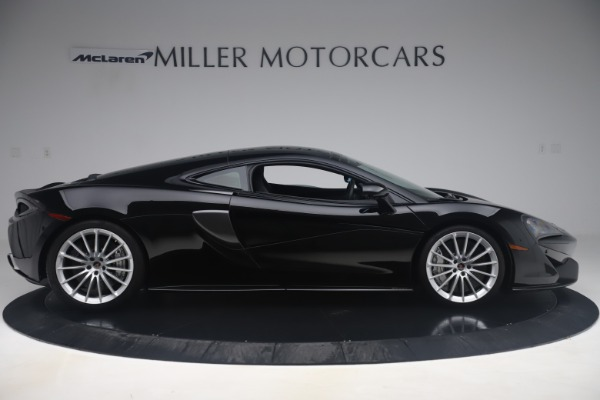 Used 2017 McLaren 570GT Coupe for sale $142,900 at Pagani of Greenwich in Greenwich CT 06830 8