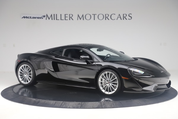 Used 2017 McLaren 570GT Coupe for sale $142,900 at Pagani of Greenwich in Greenwich CT 06830 9