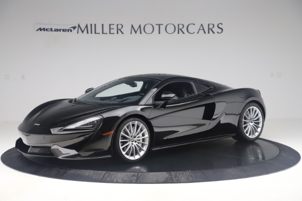Used 2017 McLaren 570GT Coupe for sale $142,900 at Pagani of Greenwich in Greenwich CT 06830 1