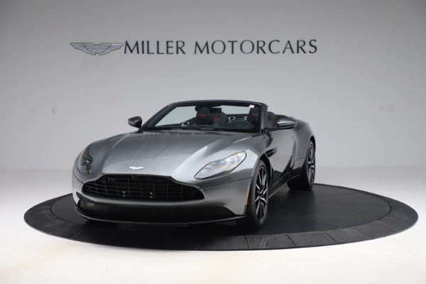 New 2020 Aston Martin DB11 Volante Convertible for sale Sold at Pagani of Greenwich in Greenwich CT 06830 12