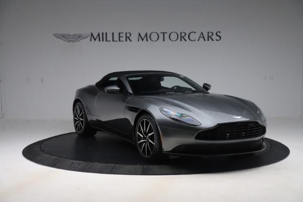 New 2020 Aston Martin DB11 Volante Convertible for sale Sold at Pagani of Greenwich in Greenwich CT 06830 15