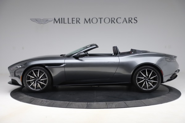 New 2020 Aston Martin DB11 Volante Convertible for sale Sold at Pagani of Greenwich in Greenwich CT 06830 2