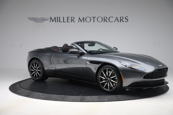 New 2020 Aston Martin DB11 Volante Convertible for sale Sold at Pagani of Greenwich in Greenwich CT 06830 9
