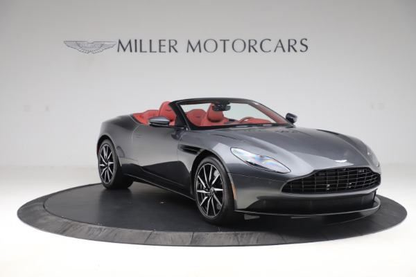 Used 2020 Aston Martin DB11 Volante Convertible for sale Sold at Pagani of Greenwich in Greenwich CT 06830 10