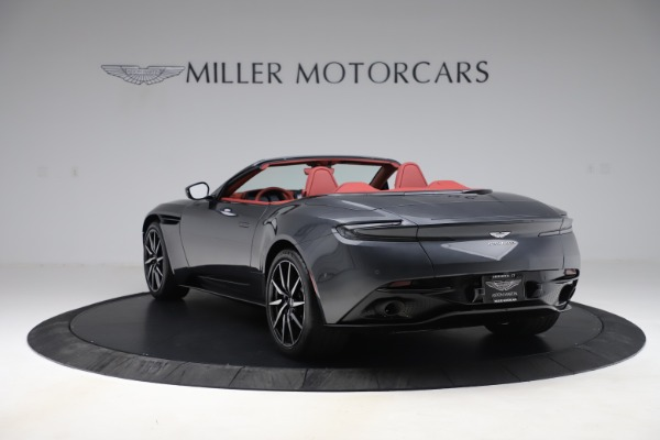 Used 2020 Aston Martin DB11 Volante Convertible for sale Sold at Pagani of Greenwich in Greenwich CT 06830 4