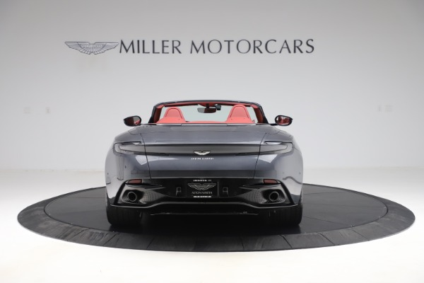 Used 2020 Aston Martin DB11 Volante Convertible for sale Sold at Pagani of Greenwich in Greenwich CT 06830 5