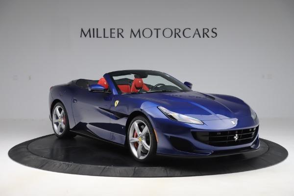 Used 2019 Ferrari Portofino for sale $227,900 at Pagani of Greenwich in Greenwich CT 06830 11